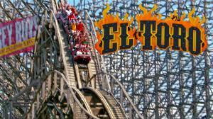 Toro Six Flags El Toro At Six Flags Great Adventure Has Theme Park Review