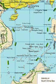 Chinese World Map south china sea chinese maps