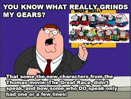 What Grinds My Gears Meme - grinds my gears new engines not speaking by wildcat1999 on deviantart
