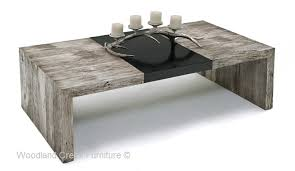 gray wood side table amazing the most weathered gray wood coffee table in grey plan