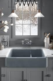 low divide stainless steel sink kohler smart divide bowls make our whitehaven sinks more functional