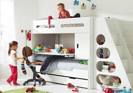 3 Kid Bunk Bed Bunk Beds For 3 House Design Best Bunk Beds For 3 Plans