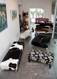 Ottoman For Sale Cowhide Ottoman For Sale Custom Ottomans Au Cow Skin Furniture Au