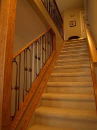 Ab Home Decor by How Can I Set Up A Removable Stair Railing Home Improvement 1 The