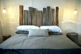 chambre tete de lit tete de lit bois tete de lit en carrelage tete de lit bois grange