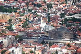 si e de sarajevo file sarajevo bascarsija from trebevic jpg wikimedia commons