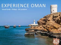 White Castle Locations Map Oman Tourism Travel Guide Maps Things To Do Places To Visit