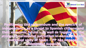 the catalan independence referendum is a smokescreen for other