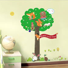 Animal Wall Decals For Nursery by High Quality Tree Mural Nursery Promotion Shop For High Quality