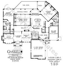 country house plan telmoore manor house plan dual master house plans