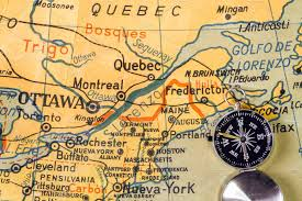 Map Montreal Canada by Old Map Of Quebec Southeast Canada Transportation Photos