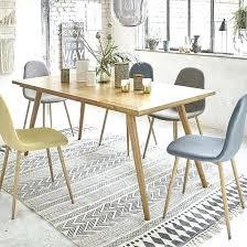 ensemble cuisine ensemble table et chaise scandinave table et chaises de cuisine