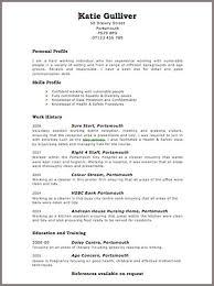 Resume Paper And Envelopes Curriculum Vitae Format For Uk Curriculum Vitae Example Format
