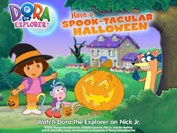 halloween cartoon wallpaper my free wallpapers cartoons wallpaper dora halloween