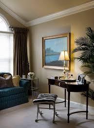 master bedroom and sitting area salmon casson