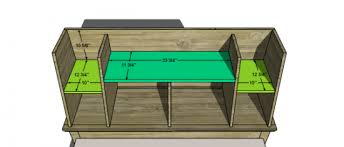 Wood Shelf Building Plans by Free Woodworking Plans To Build A Pb Teen Inspired Stuff Your