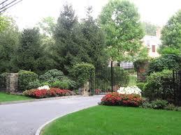 front gate landscape houzz