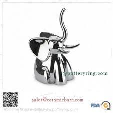 urban animal ring holder images Porcelain swan ring holder jpg