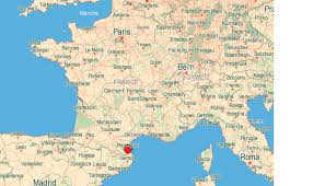 map of perpignan region perpignan pictures and and news citiestips