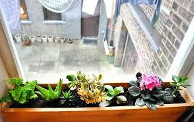 indoor windowsill planter window sill planter indoor home design special window sill planter