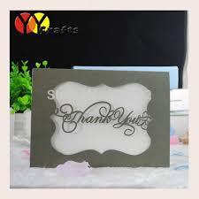 fancy indian wedding invitations aliexpress buy new fancy paper creative invitation greeting
