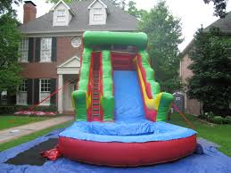 rental dallas water slides for rent in dallas bounce house water slide rentals