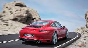 porsche red 2017 the new 2017 porsche 911 carrera 991 2 stuttgartdna