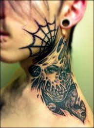90 excellent neck tattoos ideas designs
