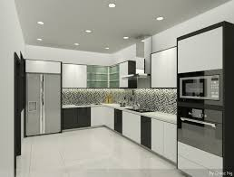 Moben Kitchen Designs by Wet And Dry Kitchen Design Latest Gallery Photo