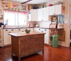 retro kitchen decorating ideas u shape kitchen decoration ideas using white wood kitchen cabinet