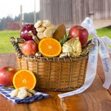 Sympathy Fruit Baskets Thoughtful Sympathy Fruit Basket The Fruit Company