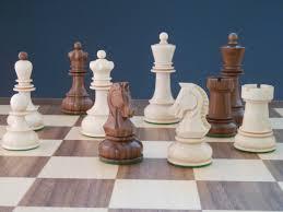 Interesting Chess Sets Dubrovnik Ii Maple U0026 Walnut Chess Pieces