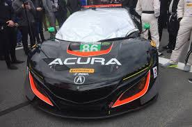 Acura Nsx Weight 7 Cool Facts About The Acura Nsx Gt3 Motor Trend