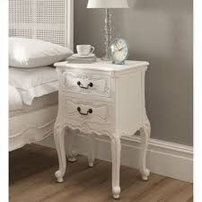 antique nightstands and bedside tables white vintage bedside table home decorating ideas