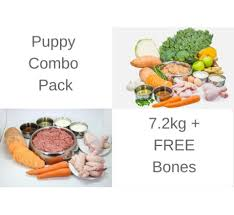 somerford raw u0026 natural diet puppy combo pack