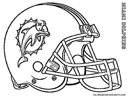 football printable coloring pages football helmet coloring pages afc archives best coloring page