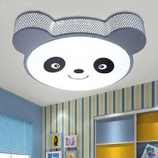 plafonnier chambre enfant led plafonnier panda chambre d enfant plafonnier chambre bébé