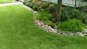 Rock Garden Beds Rock Flower Bed Ideas Flower Beds With Rock Borders Home Helena