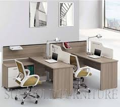 Office Desk Cubicles American 2 Person Office Desk Designs Modern Space Saving Small