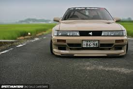 stanced mitsubishi galant z20 archives speedhunters