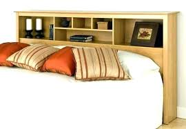 bookshelf headboards twin headboard with bookshelf in bunk beds