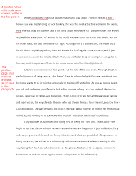 how to write an outline for research paper how to write a response paper