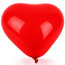 heart shaped balloons heart shaped balloons pack of 12