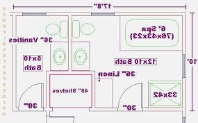 Bathroom Floor Plan Bathroom Design 5 U00278