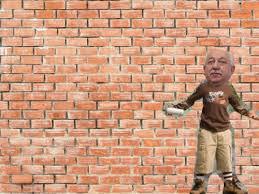 Brick Wall Meme - create meme roman shust pravdist roman shust pravdist brick