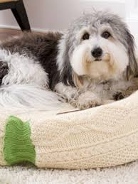 Homemade Dog Beds Homemade Dog Bed At Womansday Com Free Dog Crafts