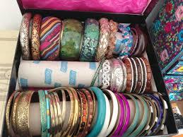 attractive bangle storage diy old bangles storage organiser i how
