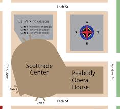 parking scottrade center