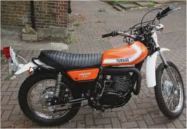 yamaha dt 400 for sale owners guide books motorcycles catalog