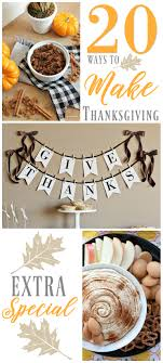 20 ways to make thanksgiving special fox hollow cottage